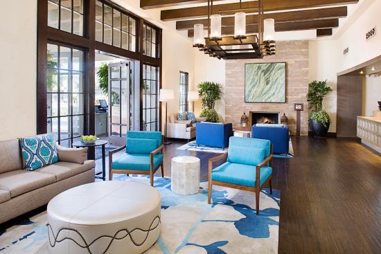 Hyatt Centric Santa Barbara: Hotel Lobby