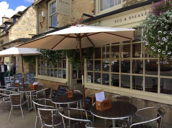 Priory Tea Rooms Burford