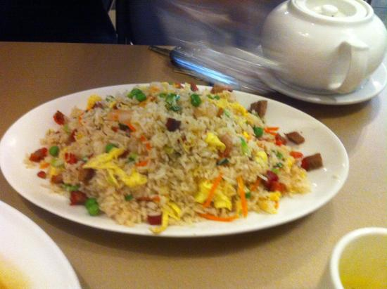 Hingston Chinese Restaurant & Take Away: Special fried rice