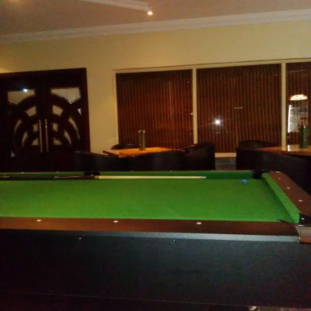 Ballard Pool Board Picture Of De Renaissance Hotel Lagos - Ballard pool table