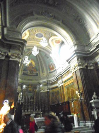 Cattedrale di San Nicola e San Donato: L'abside