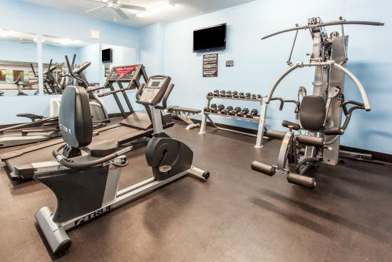 Cornwall, Kanada: Fitness Room