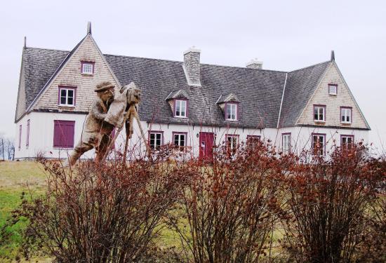 Musee de la Memoire Vivante: Musée de la Mémoire Vivante, 710, avenue de Gaspé Ouest, Saint-Jean-Port-Joli