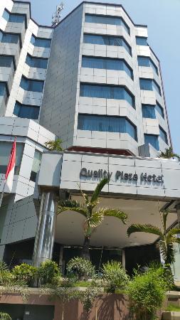 Quality Plaza Hotel : 20151102_141742_large.jpg