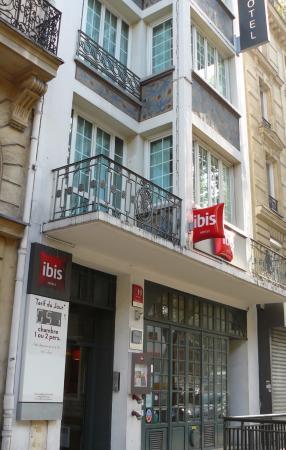 Fachada ibis paris ornano montmartre north 18th tripadvisor - Ibis porte de clignancourt ...