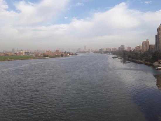 Mandarin Hostel : A unas cuadras del rio Nilo
