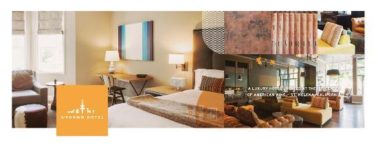 Wydown Hotel: Lobby Plus