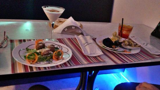 Diner's Food & Drink
