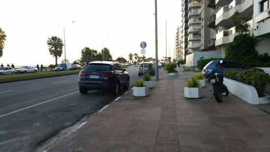hotel pocitos plaza montevideo: