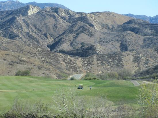 Lost Canyons Golf Club, Simi Valley, Ca
