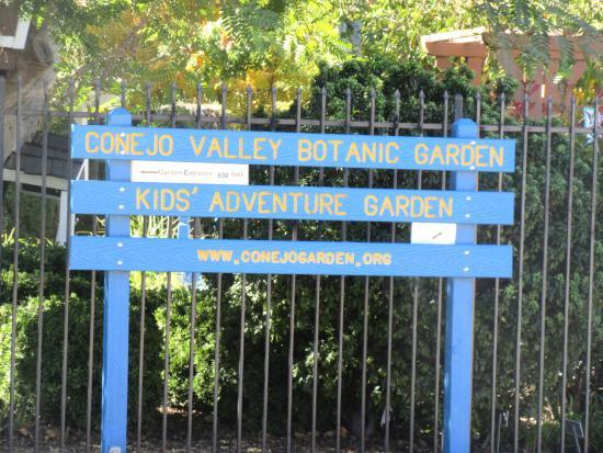 Conejo Valley Botanic Garden: Children's Garden, Conejo Valey Botanic Garden, Thousand Oaks, Ca