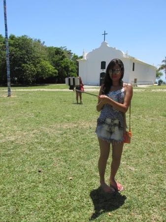 Trancoso, BA: igreja