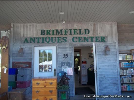 Brimfield Antiques Center