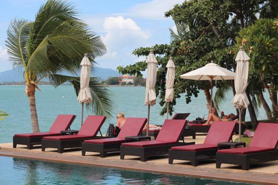 Saboey Resort and Villas: Pool