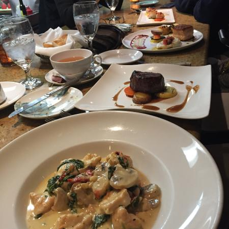 Grosse Pointe Woods, Μίσιγκαν: Four excellent entrees!