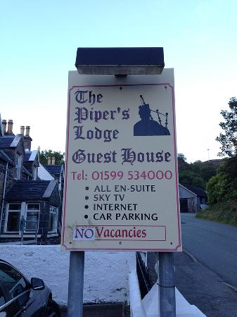 The Piper's Lodge