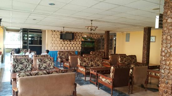 Hotel Oasis: LOUNGE
