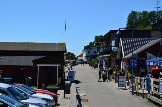 Loderup, Zweden: Kåseberga Café & Bistro