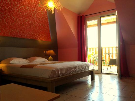 Hotel Les Bougainvilliers Saint Gilles Reunion