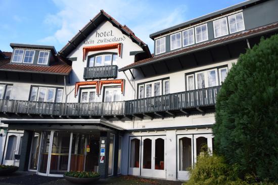 Bilderberg Hotel Klein Zwitserland: Hôtel