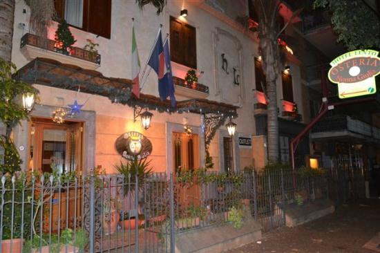 Hotel Lento: Prospetto Hotel