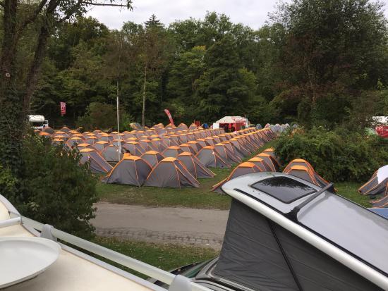 Campingplatz Monaco