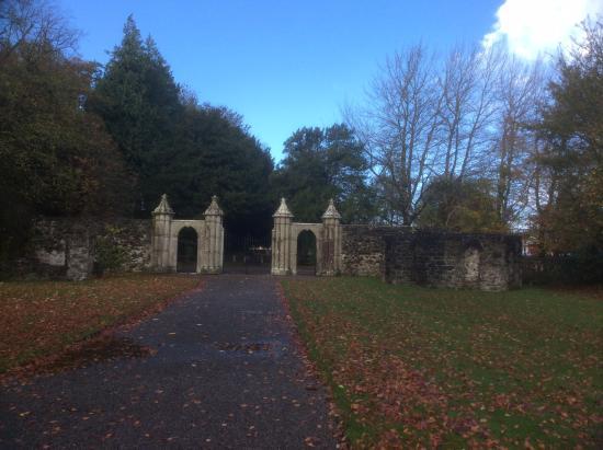 Portumna, Irland: Beautiful in autumn