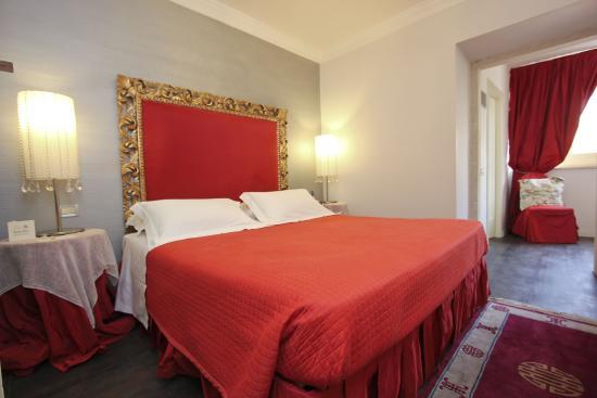 Antica Badia Relais Hotel: Superior Room Hibiscus