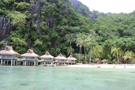 El Nido Resort Miniloc Island Review