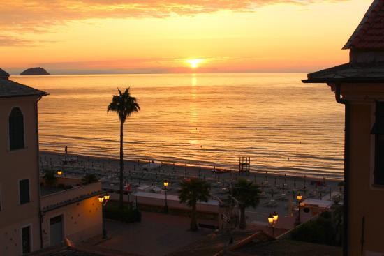 Hotel Splendid Mare: Aussicht