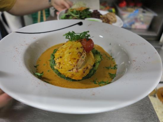 Cafe du Grutli : Thon