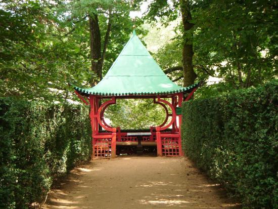 Salignac-Eyvigues, Frankrig: La Pagode Chinoise