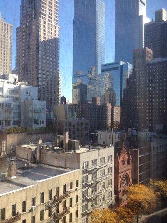 bathroom picture of the watson hotel new york city tripadvisor. Black Bedroom Furniture Sets. Home Design Ideas