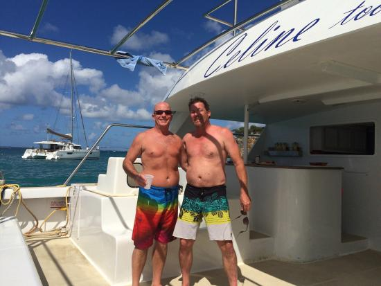 Simpson Bay, St. Maarten-St. Martin: Great staff and a wonderful time!This is definitely worth trying.Tamara makes really great quali