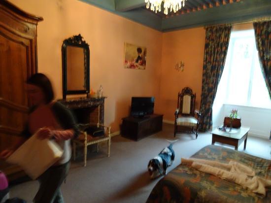 Chauffayer, Франция: The bedrooms are massive