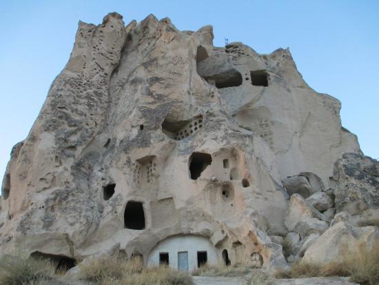 Uçhisar Kalesi - Picture of Uchisar Castle, Uchisar - TripAdvisor