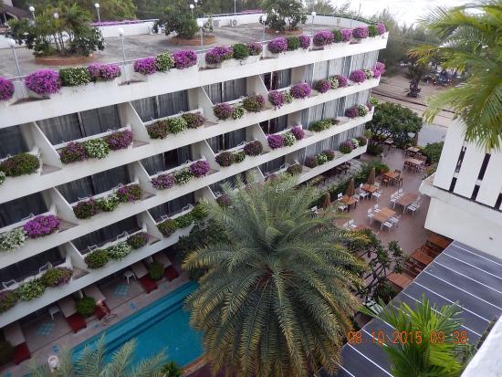 Cha-Am Methavalai Hotel: Hotel Methavalai, Cha Am, Thailand