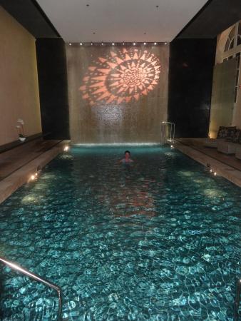 InterContinental Marseille   Hotel Dieu : Piscine Spa