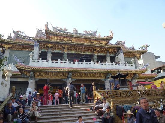 凤山天公庙