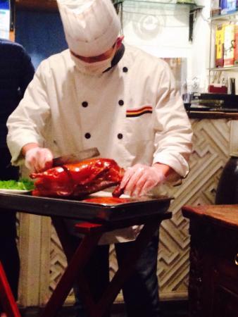 Jing Zun Roast Duck (FuLi Cheng)