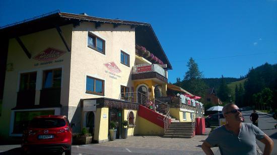 Leutasch, النمسا: Das Haus