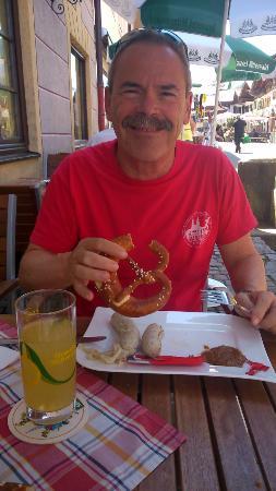 Leutasch, النمسا: gutes Essen