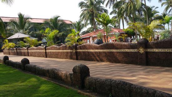 Hotel Goan Heritage: Pool Area