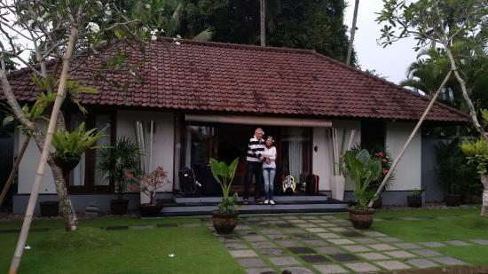 Villa Kaba Kaba Resort Bali: Satisfied people