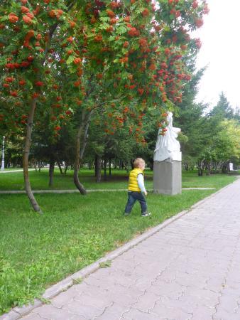 Pervomaiskiy Garden