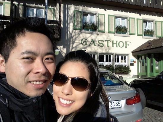 Gasthof Wasmer: Entrada do Hotel