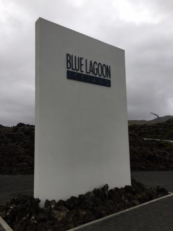 Grindavik, Islândia: Entrance