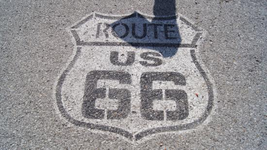 Route 66 in Afton
