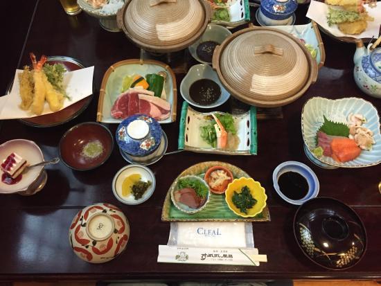 Kyomachi Onsenkyo Gyokusenkan