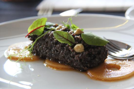 Zafishowani Restaurant: Blood sausage